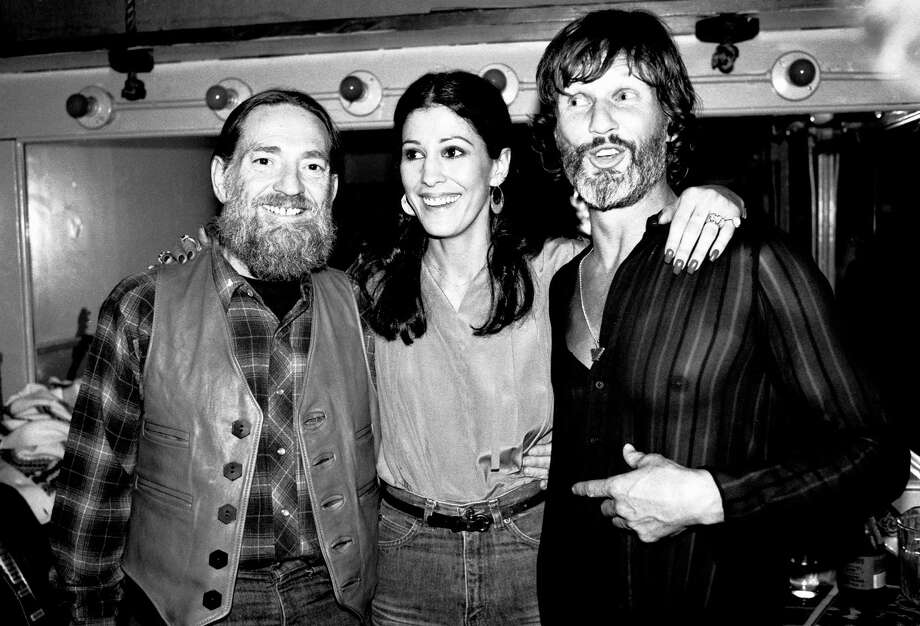 UNITED STATES - JANUARY 04:  BOTTOMLINE  Photo of Willie NELSON and Rita COOLIDGE and Kris KRISTOFFERSON, w/Rita Coolidge & Willie Nelson  (Photo by Richard E. Aaron/Redferns) Photo: Richard E. Aaron, Getty / Redferns