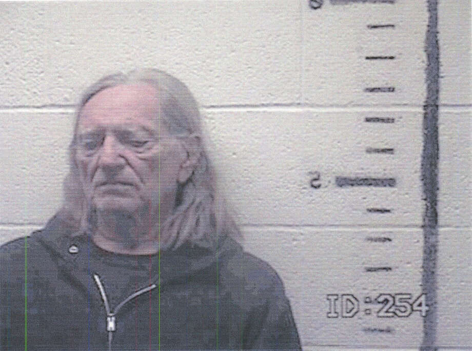 Willie NelsonIn this booking photo provided by the Hudspeth Country Sheriff's Department, musician Willie Nelson is seen in a booking photo November 26, 2010 in Sierra Blanca, Texas.  Nelson was arrested for possession of marijuana and released on $2,500 bond. Photo: Handout, Getty / 2010 Hudspeth Country Sheriff's Department