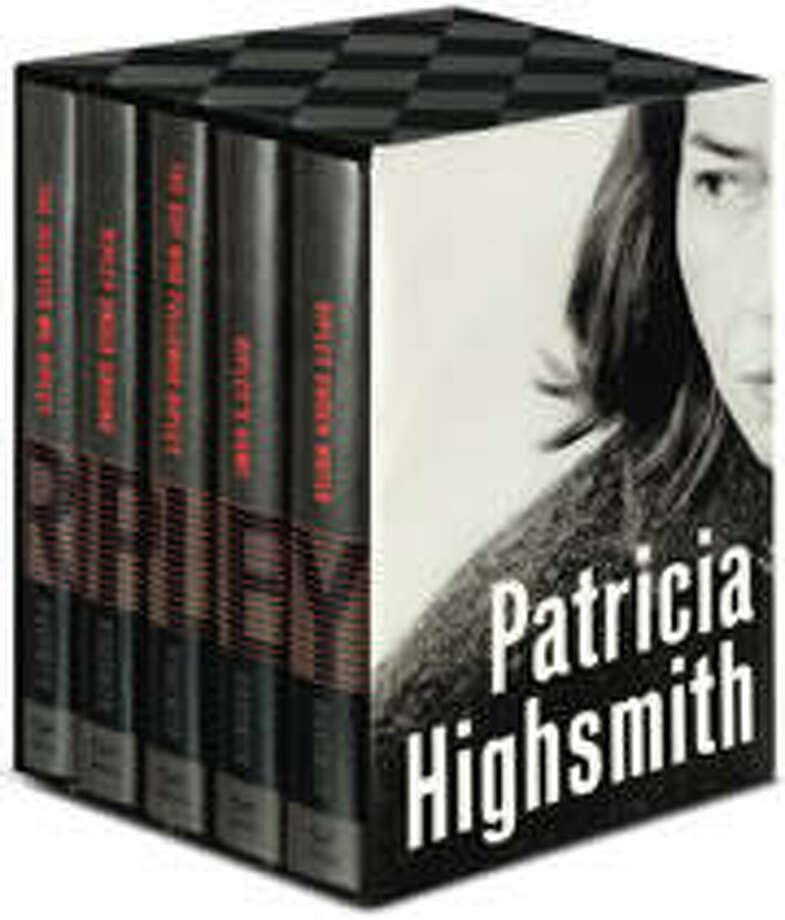 "Patricia Highsmith - ""The Complete Ripley Novels"" / email"