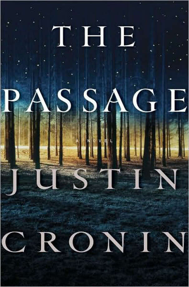 "Justin Cronin's book, ""The Passage."" / handout email"