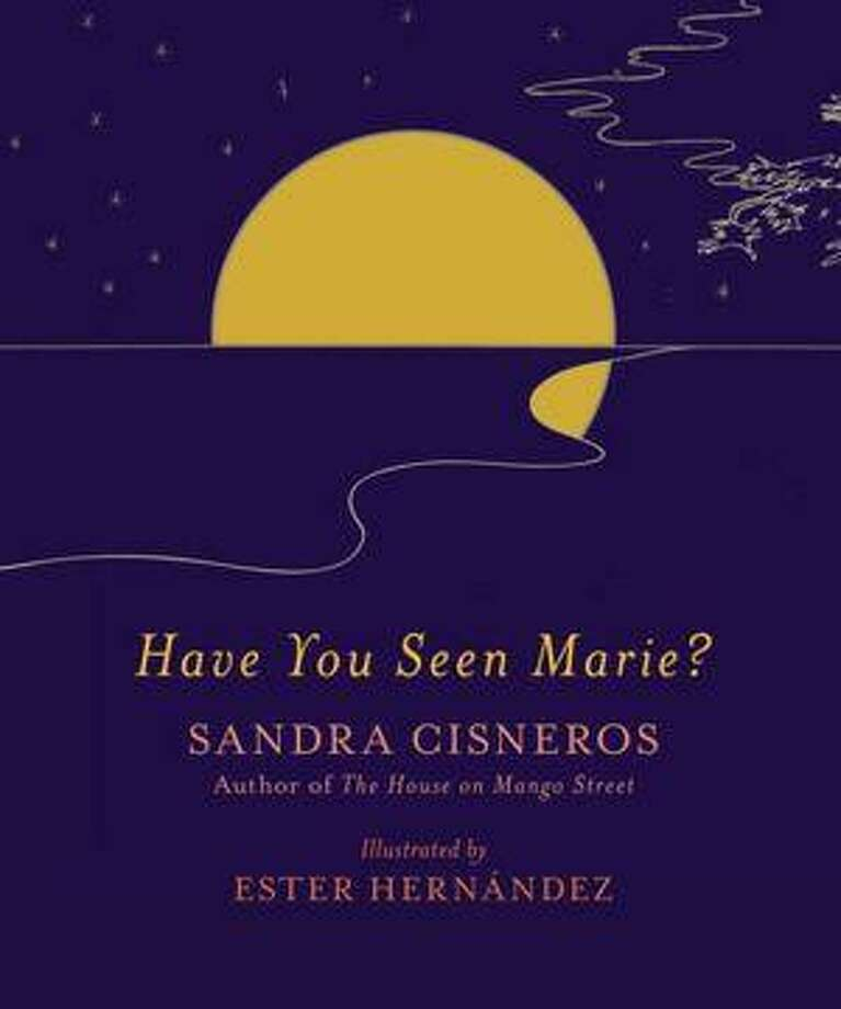 """Have You Seen Marie?"" by Cisneros is an adult's picture book set in San Antonio. Photo: Xx"