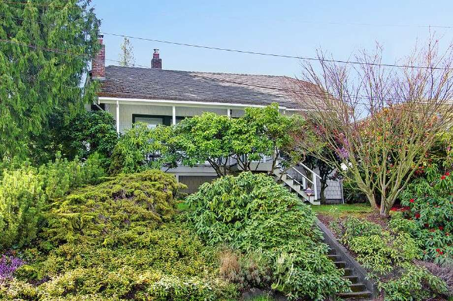 Finally, here's 10461 Waters Ave. S. The 1,598-square-foot house, built in 1928, has three bedrooms, one bathroom, a front porch and a covered back patio on a 5,650-square-foot lot. It's listed for $299,000, although a sale is pending. Photo: Courtesy Su Harambe/Windermere Real Estate