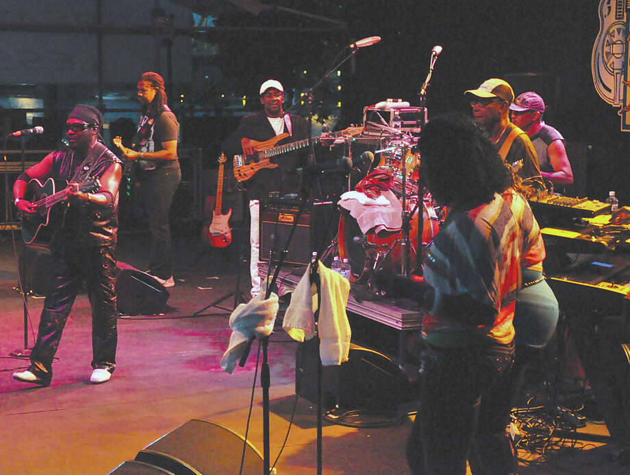 Reggae artists Toots and the Maytals hit Ridgefield on Thursday, April 11. Photo: Contributed Photo