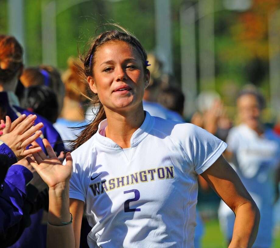 Kate DeinesPosition: defender Age: 23 Hometown: Issaquah, Wash. Last club: Seattle Sounders Women