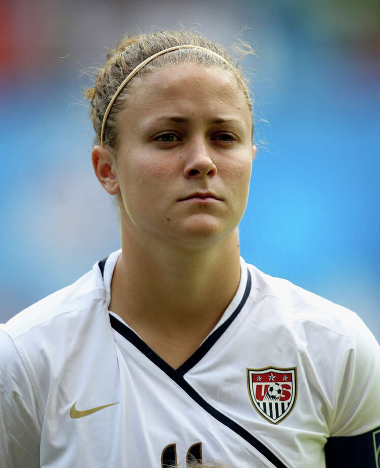 Christine Nairn Position: midfielder Age: 22 Hometown: Arnold, Md. Last club: Penn State  Photo: Friedemann Vogel - FIFA, FIFA Via Getty Images / 2010 FIFA