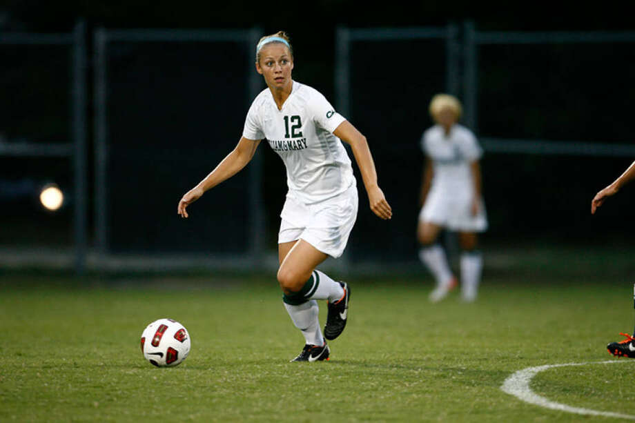 Mallory SchafferPosition: midfielder Age: 21 Hometown: Allison Park, Pa.  Last club: College of William and Mary