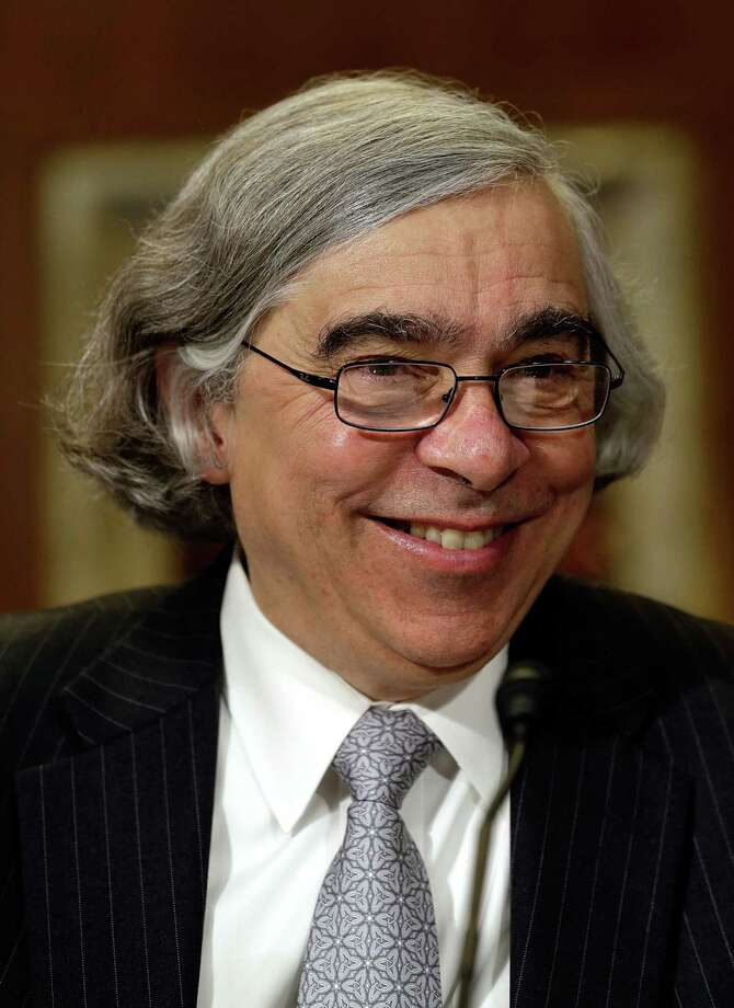 "Energy nominee Ernest Moniz said he'd weigh the ""cumulative"" effects of selling more natural gas overseas."