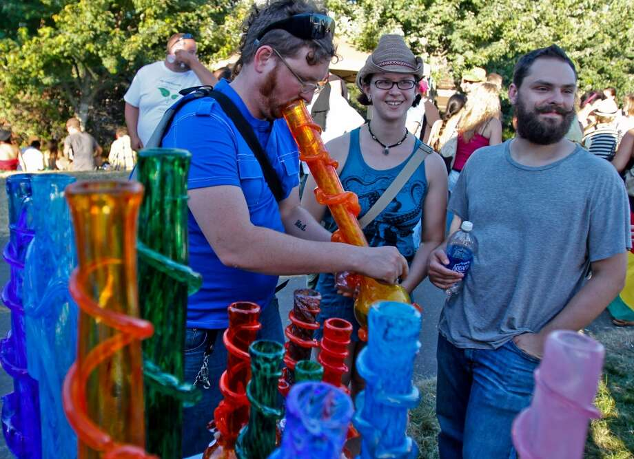 Now that recreational marijuana is legal in Washington, why not check out the wares at Hempfest? It\'s set for Aug. 16-18 in Centennial Park, Myrtle Edwards Park and Olympic Sculpture Park.