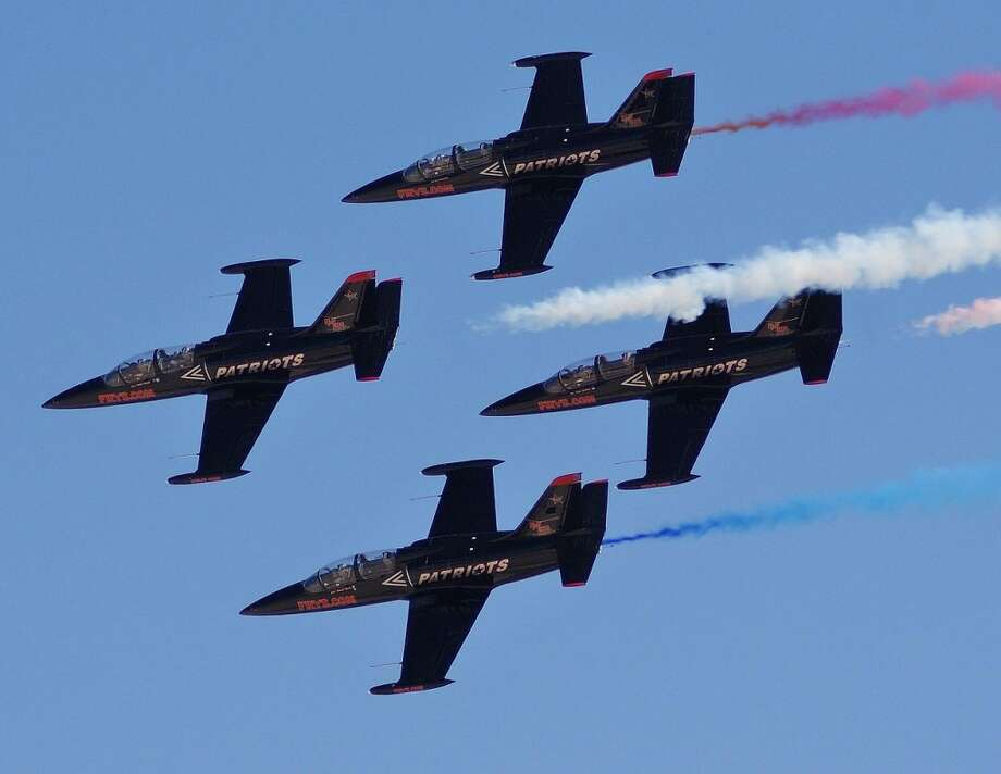 If you really need an airshow fix, fear not. Seafair will feature the Patriots Jet team, and the Red Eagle Air Sports and Lucas Oil Air Show teams.