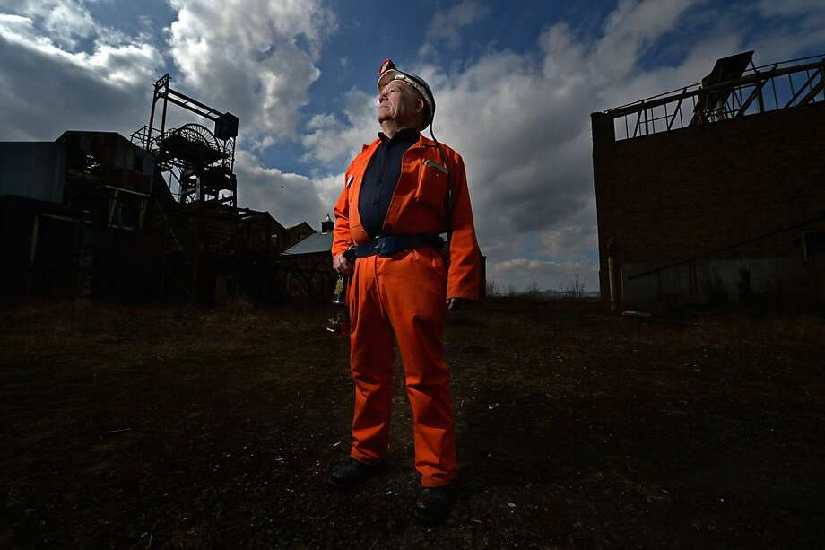 NEWTONGRANGE, SCOTLAND - APRIL 09:  John Kane, former miner and tour guide at the National Mining Museum Scotland, stands near pithead on April 9, 2013 in Newtongrange, Scotland. Downing Street have announced that the funeral of Prime Minister Baroness Thatcher will take place on Wednesday the 17th of April at St Paul's Cathedral.  (Photo by Jeff J Mitchell/Getty Images)  *** BESTPIX *** Photo: Jeff J Mitchell, Getty Images