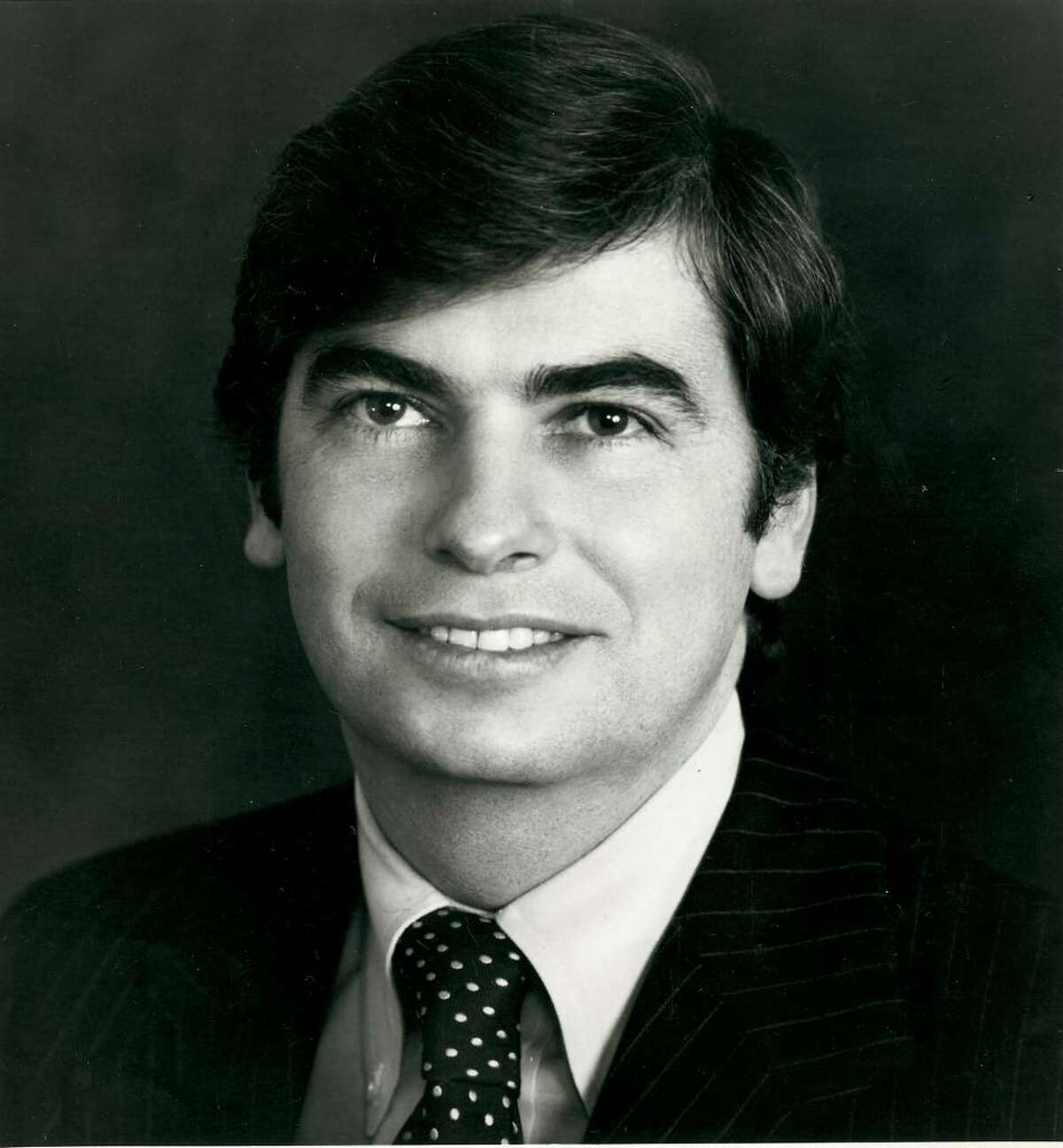 Christopher J. Dodd. Staff file photo, 10/17/76.
