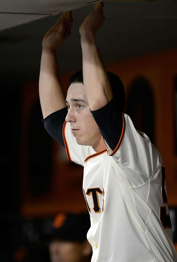 Tim Lincecum had another puzzling start. Photo: Thearon W. Henderson, Getty Images