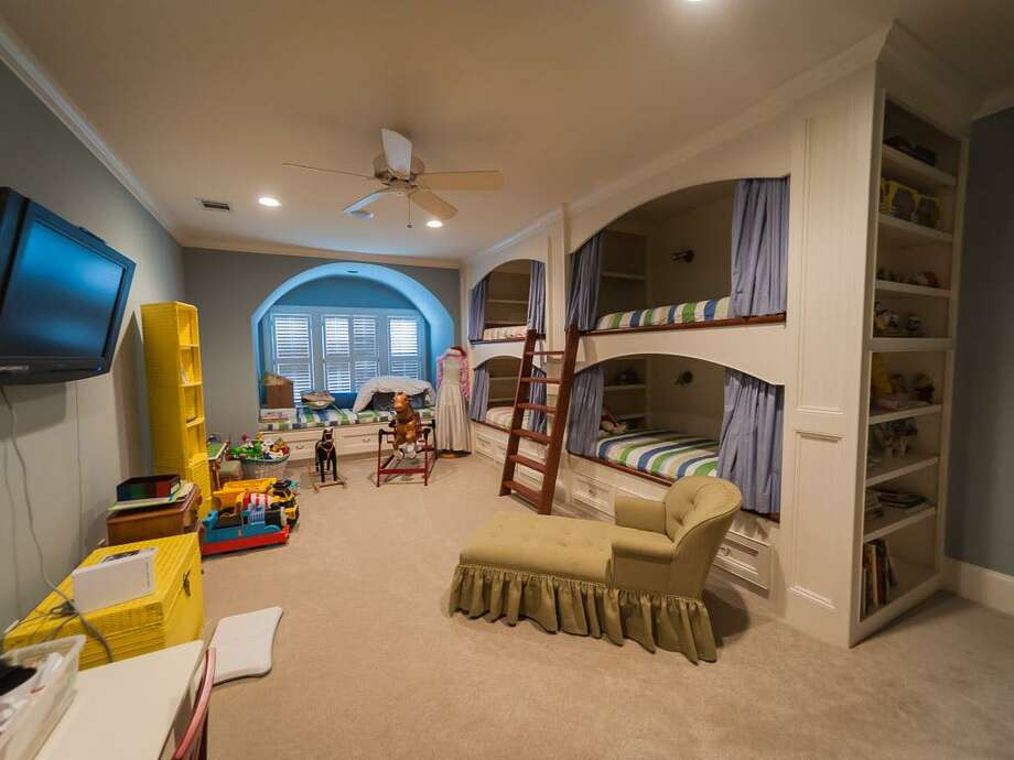 The home's additional bedroom. Photo: John Daugherty Realtors