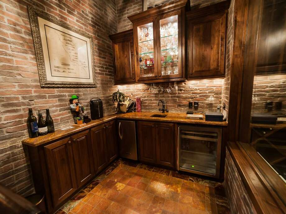 The home's kitchen. Photo: John Daugherty Realtors
