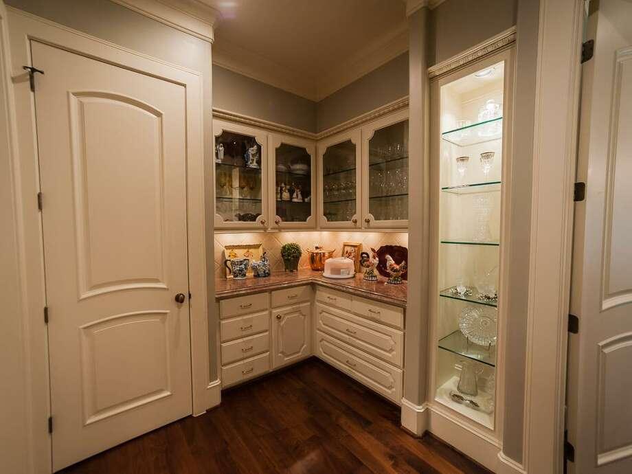 The home's butler's pantry. Photo: John Daugherty Realtors