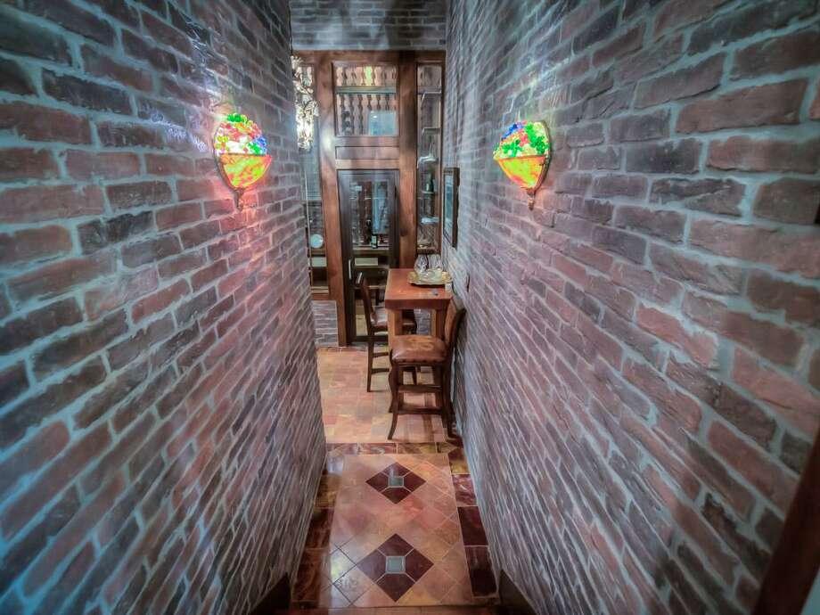 The home includes a wine room. Photo: John Daugherty Realtors