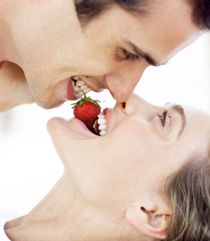 "Food and sex: you need 'em both, you want 'em both—and, as it turns out, they're closely linked. A poor diet can lead to a lackluster sex life, while some foods have the power to make you feel sexier or prime your body for some mind-blowing booty. A healthy balance of vitamins and minerals keeps your endocrine system humming, which in turn regulates the production of the hormones estrogen and testosterone, essential for sexual desire and performance, says Cammi Balleck, PhD, a naturopathic physician and author of Making Happy Happen. ""Enjoying an active sex life is essential to our wellbeing, and the foods we eat play a large role in ensuring we feel in the mood,"" she says. So you could call good food and good sex a positive feedback loop. Here, eight foods (plus one meal!) with proven power to up. Photo: Stockbyte, Getty Images / (c) Stockbyte"