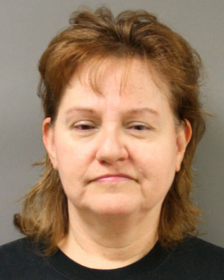 Patricia Dicoste Schon of Bellaire has been charged with theft in the disappearance of Chinese figurines from a Houston gallery. Photo: Harris County Sheriff