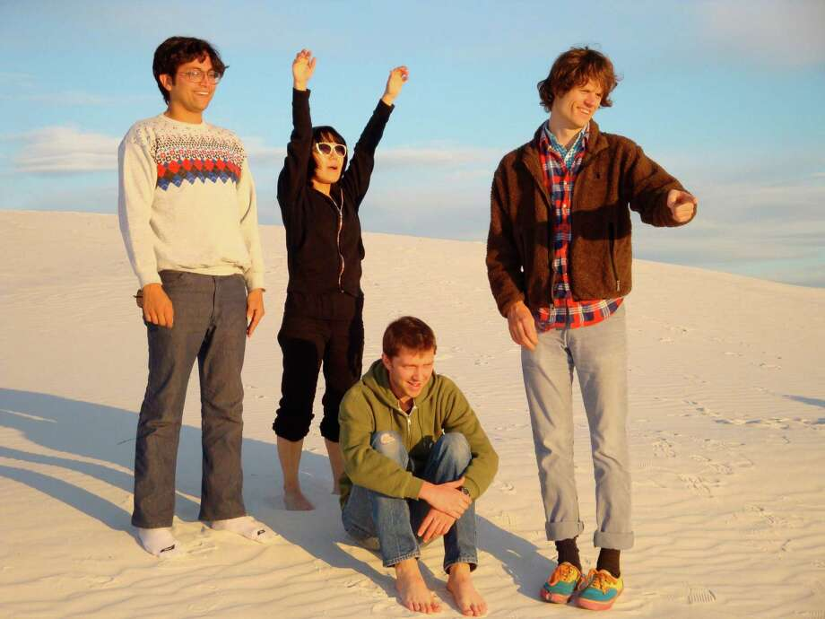 "San Francisco-based Deerhoof released ""Breakup Song"" last September, full of angular melodies and torn textures and love songs for hipsters. See them at 7 p.m. Sunday at Valentine's in Albany. Click here for more information."