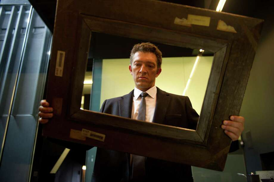 """This film image released by Fox Searchlight shows Vincent Cassel in a scene from """"Trance."""" (AP Photo/Fox Searchlight, Susie Allnutt) Photo: Susie Allnutt"""
