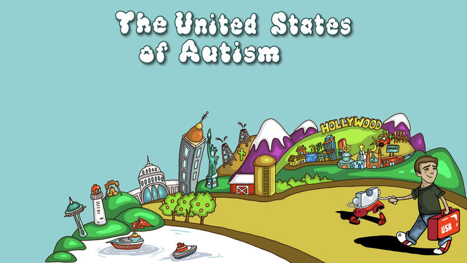 "A Colonie family is featured in the documentary ""United States of Autism,"" being shown at noon Saturday at Proctors in Schenectady. Click here for more information.(Courtesy filmmakers)"