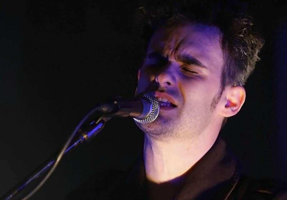 Robert Levon Been channeled his grief over his father's death into Black Rebel Motorcycle Club's latest. Photo: Sean Havey, The Chronicle