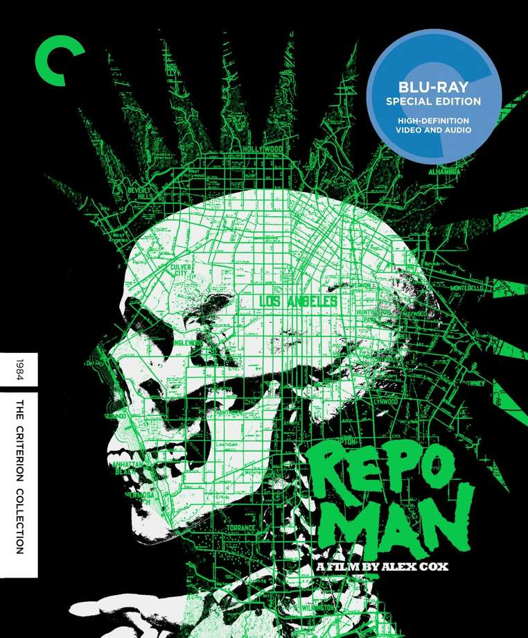 "Criterion has reissued ""Repo Man"" on Blu-ray Photo: Criterion"