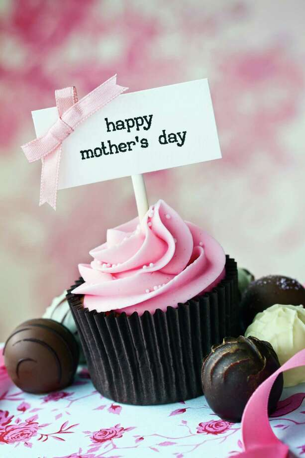 Cupcake for mother's day/fotolia Photo: Ruth Black / Ruth Black - Fotolia
