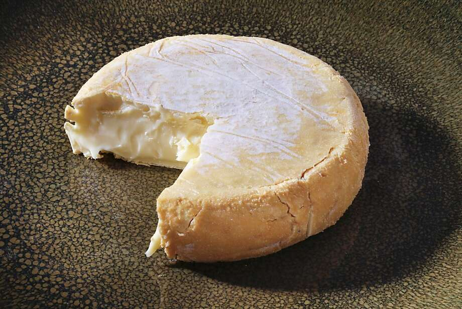 Le Démon du Midi has a milder aroma than its pungent washed-rind cousins. Photo: Craig Lee, Special To The Chronicle