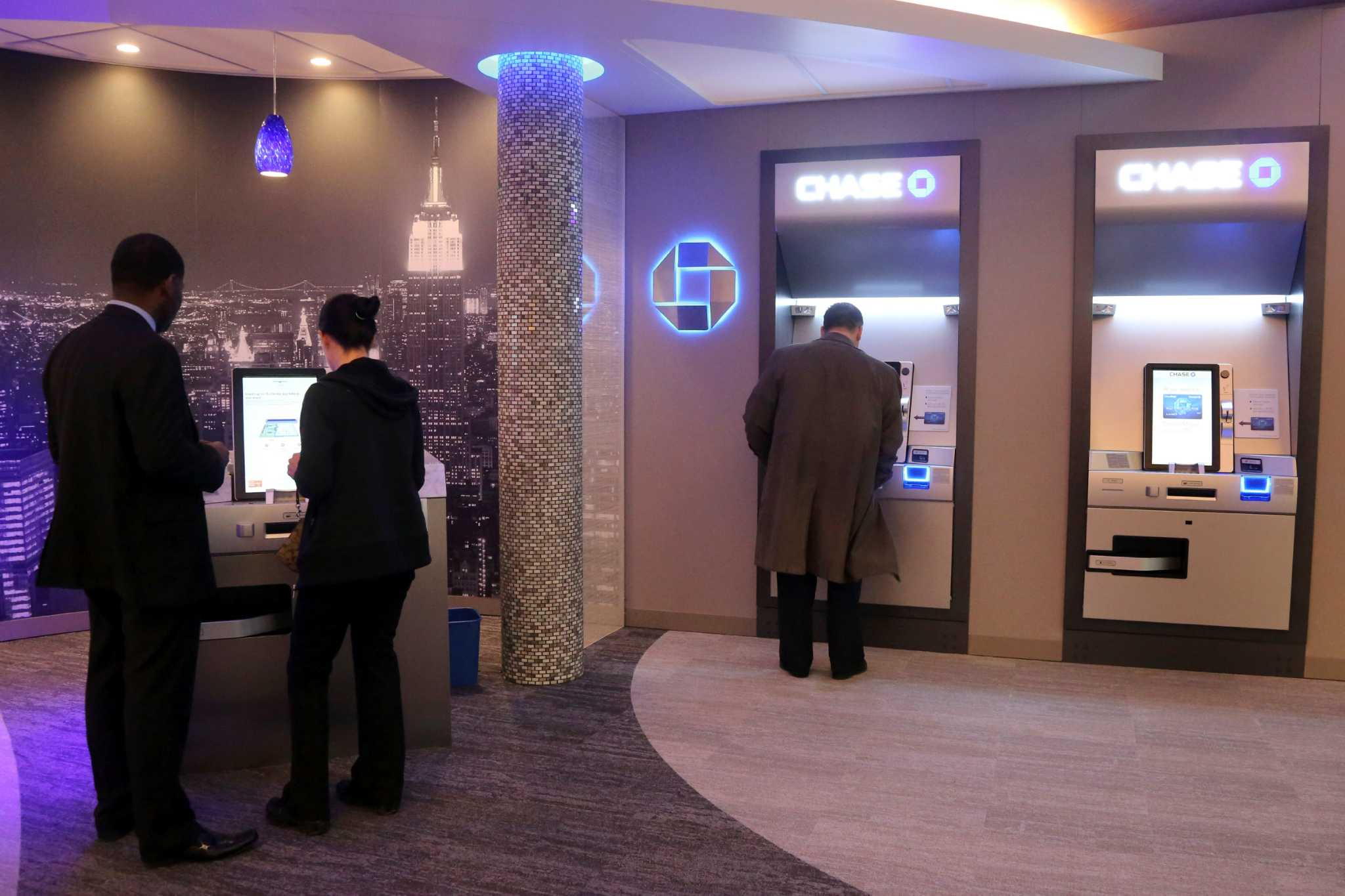 banks rethink traditional branch services design times union