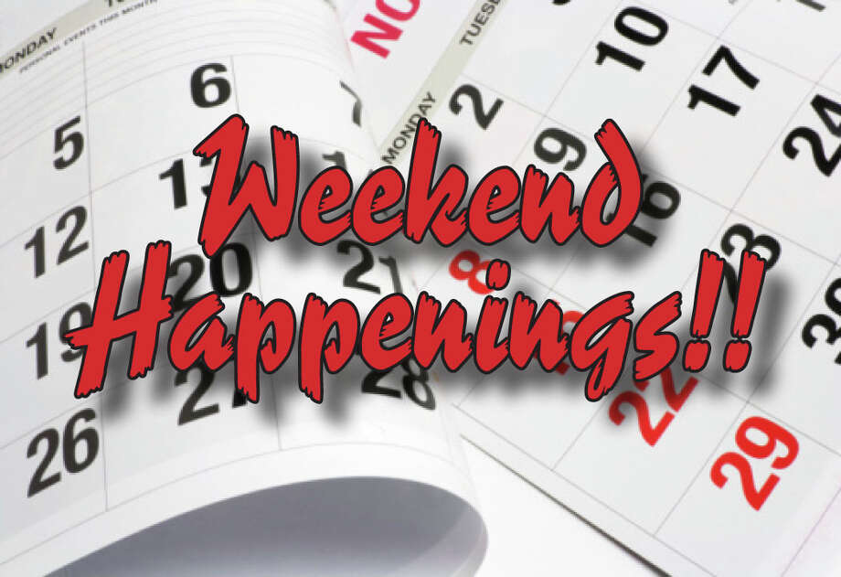 Weekend Happenings October 11-13