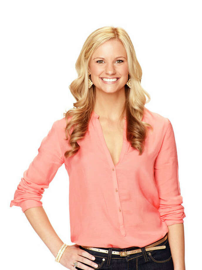 Erica Larson. Photo: NBC, Chris Haston/NBC / 2012 NBCUniversal Media, LLC