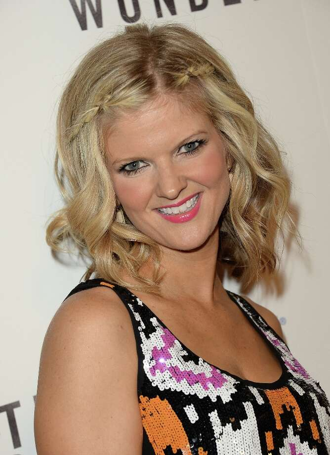 Actress Arden Myrin attends the premiere of Magnolia Pictures\' \'To The Wonder\' at Pacific Design Center on April 9, 2013 in West Hollywood, California. Photo: Jason Merritt, Getty Images / 2013 Getty Images