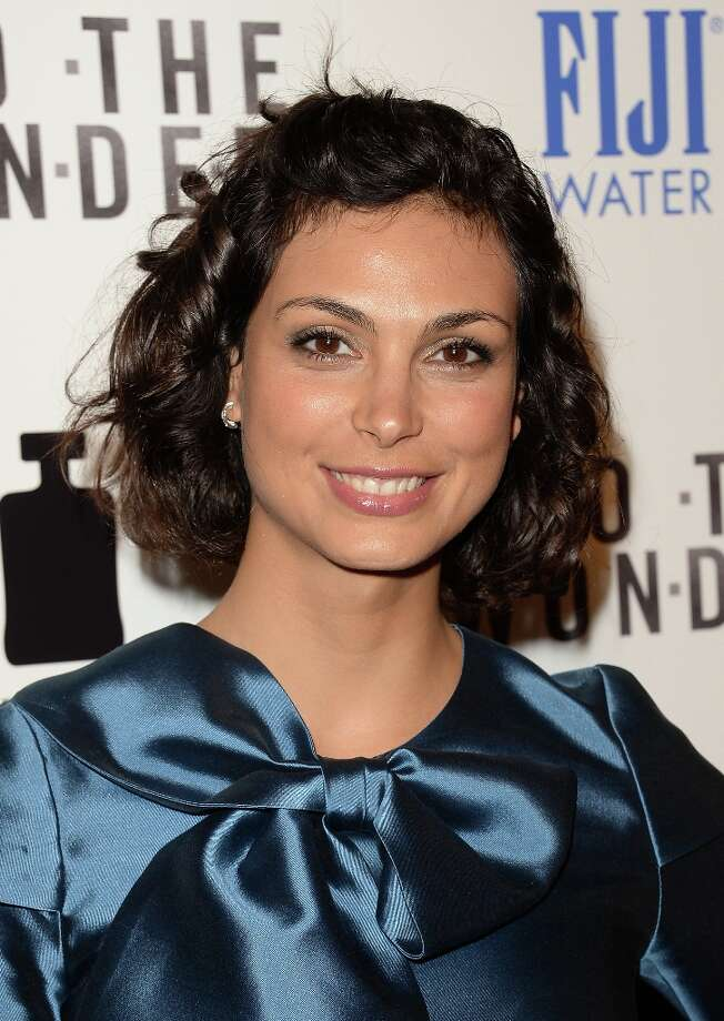 Actress Morena Baccarin attends the premiere of Magnolia Pictures\' \'To The Wonder\' at Pacific Design Center on April 9, 2013 in West Hollywood, California. Photo: Jason Merritt, Getty Images / 2013 Getty Images