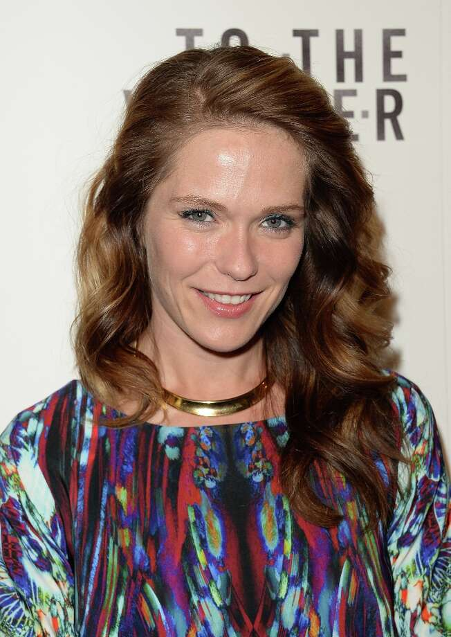 Actress Katie Aselton attends the premiere of Magnolia Pictures\' \'To The Wonder\' at Pacific Design Center on April 9, 2013 in West Hollywood, California. Photo: Jason Merritt, Getty Images / 2013 Getty Images