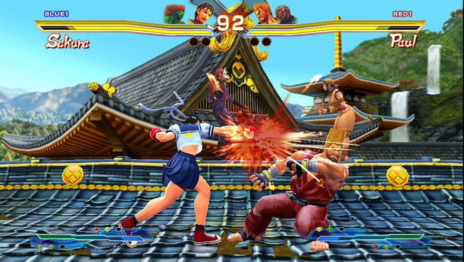 "Fighting games are DONE  Offenders: Street Fighter, Tekken, Soul Calibur  We have a ton of fighting games that are still suck in the 1990s. A few fighting games - ""Mortal Kombat vs. DC Universe\"" - tried to break that side-scrolling mode. But, like any old prize fighter that keeps stepping into the ring, it\'s fun until someone gets hurt. The trainer should have enough sense to send the fighter to the showers. Ken, Ryu and Chun Li need a break. Photo: Picasa"
