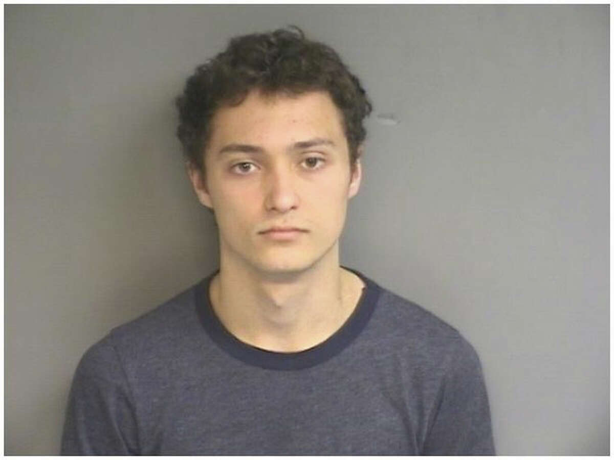 Belltown Fire Department volunteer Jessy Gallagher, 18, of 31 Stillwater Ave., was charged Wednesday, April 10, 2013, with stealing lights and other equipment from career firefighters.
