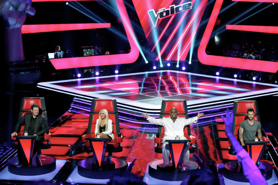 14. The Voice Sunday, Feb. 5. Channel 2 Watched by: 984,000 Photo: Tyler Golden, Associated Press / NBC