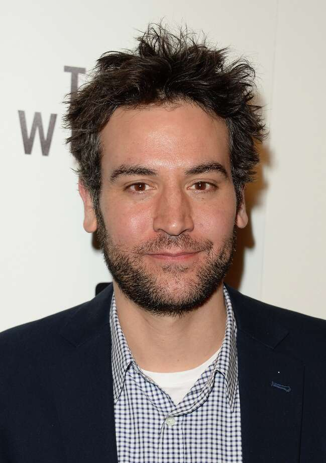Actor Josh Radnor attends the premiere of Magnolia Pictures\' \'To The Wonder\' at Pacific Design Center on April 9, 2013 in West Hollywood, California. Photo: Jason Merritt, Getty Images / 2013 Getty Images