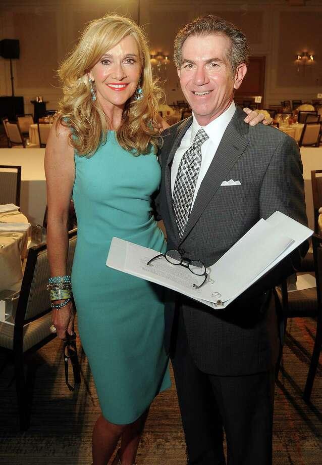 Jana Arnoldy and Jeff Cohen Photo: Dave Rossman, Freelance / © 2013 Dave Rossman