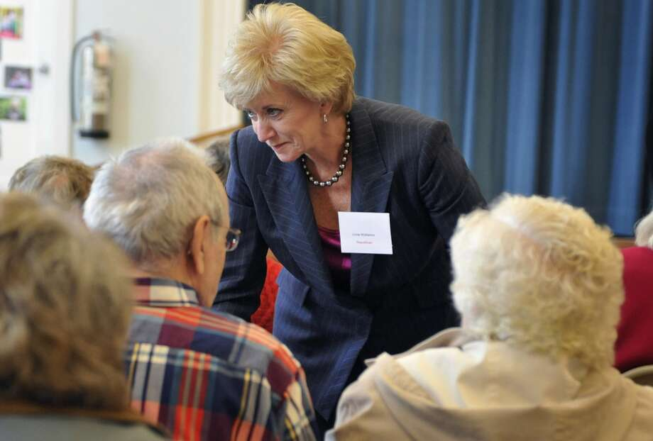 Manchester has sold eight lottery tickets with payout of at least $10,000, for a total amount of more than $250,000 from the big tickets.  Republican candidate for U.S. Senate Linda McMahon visits seniors during a candidate forum in Manchester, Conn., Thursday, Oct. 21, 2010. Former World Wrestling Entertainment CEO McMahon is battling Richard Blumenthal, the Connecticut  Attorney General, for the senate seat being vacated by the retiring Sen. Chris Dodd.  (AP Photo/Jessica Hill)
