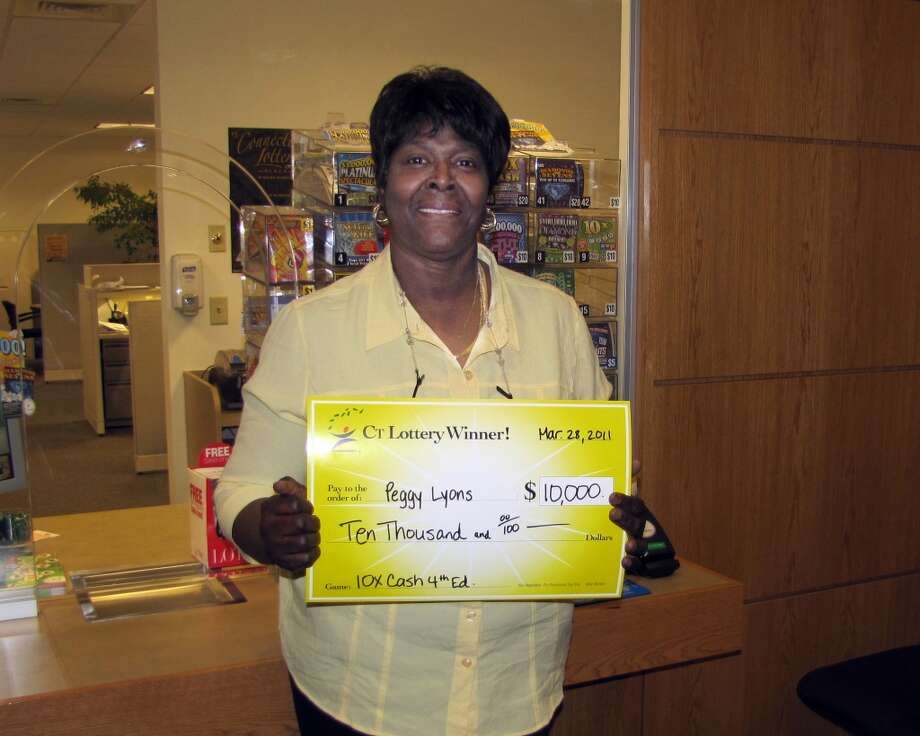 East Hartfordhas sold 22 lottery tickets with payout of at least $10,000, for a total amount of more than $390,000  from the big tickets.  Peggy D. Lyons of New Haven Wins Top Prize Playing 10X Cash 4th Edition Instant Game, which she purchased in East Hartford