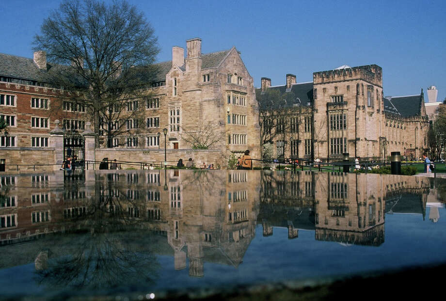 No. 10:Yale University. Photo: Uschools University Images, Getty Images / (c) Uschools University Images