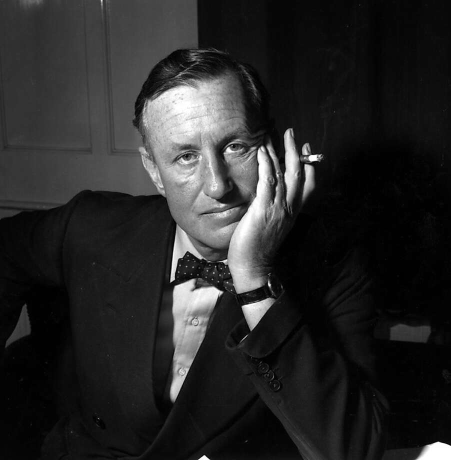 24 Mar 1958: Ian Lancaster Fleming, British author and creator of the James Bond character. (Photo by Express Newspapers/Getty Images) Photo: Express Newspapers, Getty Images