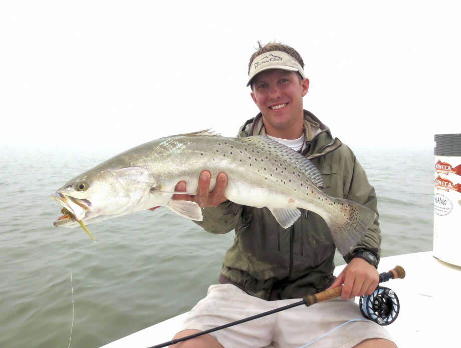 At just 25 years old, Ben Paschal has already served as a fishing guide for outfitters in Colorado, Alaska, Chile and Argentina. Now the native Texan will continue following his passion with his own guide service on the Lower Laguna Madre in South Texas. Photo: Ben Paschal / 2013-03-27 20:11:43