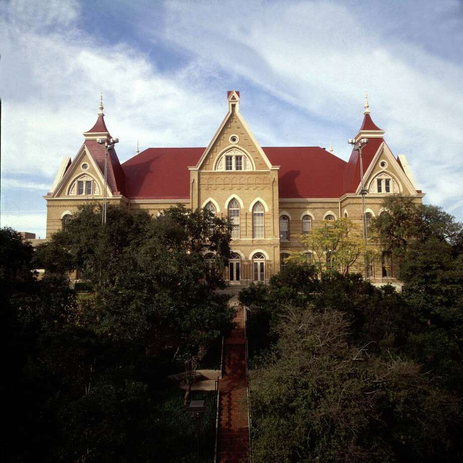 The landmark Old Main overlooks the Texas State University-San Marcos campus. Photo: Courtesy Photo