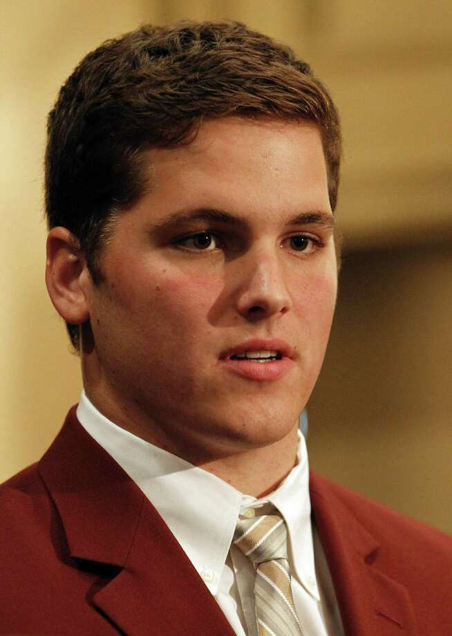 Luke Joeckel played a big part in A&M's 11-2 finish in 2012.