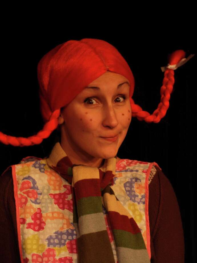 "Steamer No. 10 Theatre presents ""Pippi Longstocking"" at 3 p.m. Saturday and Sunday at the theater in Albany. Click here for more information. (Ric Chesser)"