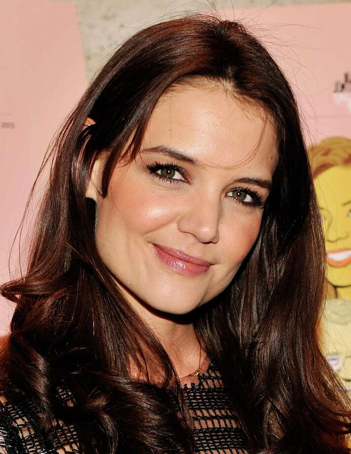 Actress Katie Holmes will be the keynote speaker at the Rose of Hope Luncheon to benefit the Norma F. Pfriem Breast Care Center. Photo: Stephen Lovekin, Getty Images / 2013 Getty Images
