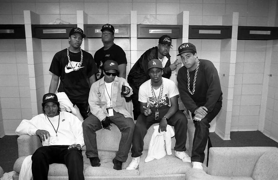 "The N.W.A. song ""F*ck Tha Police"" was, surprisingly, not banned in 1988 (except in Australia and New Zealand). Photo: Raymond Boyd, Getty Images / 2012 Raymond Boyd"
